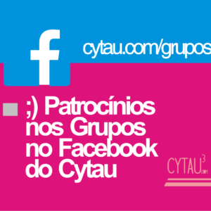 Grupos Facebook do Cytau