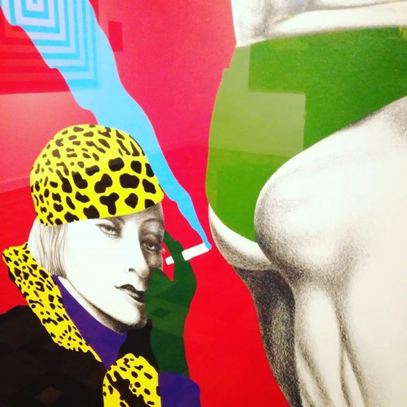O Pop Art gaúcho de Milton Kurtz na Galeria Ecarta